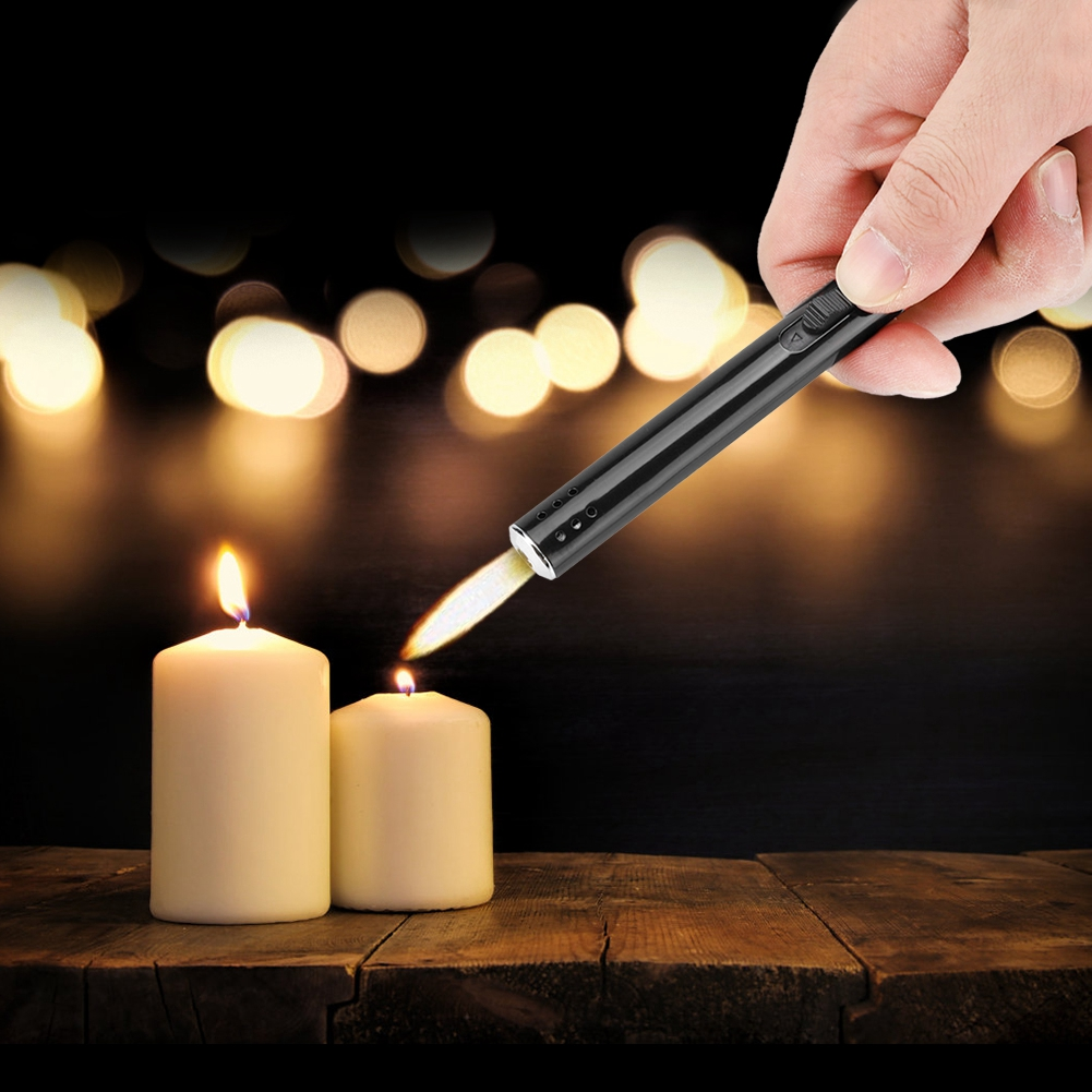 Electric-BBQ-Stove-Lighter-Gas-Spark-Starter-Oven-Candle-Ignitor-Long-Flame-Fire thumbnail 17
