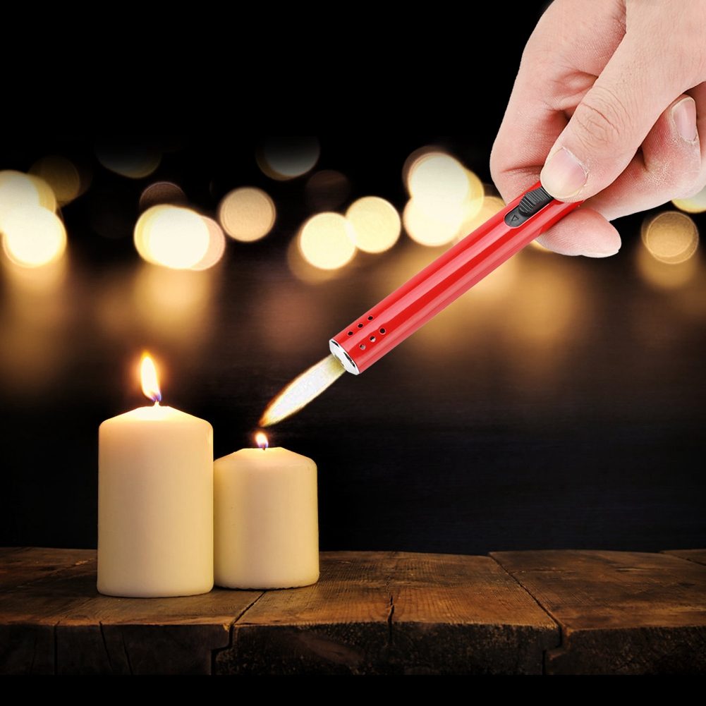 Electric-BBQ-Stove-Lighter-Gas-Spark-Starter-Oven-Candle-Ignitor-Long-Flame-Fire thumbnail 23