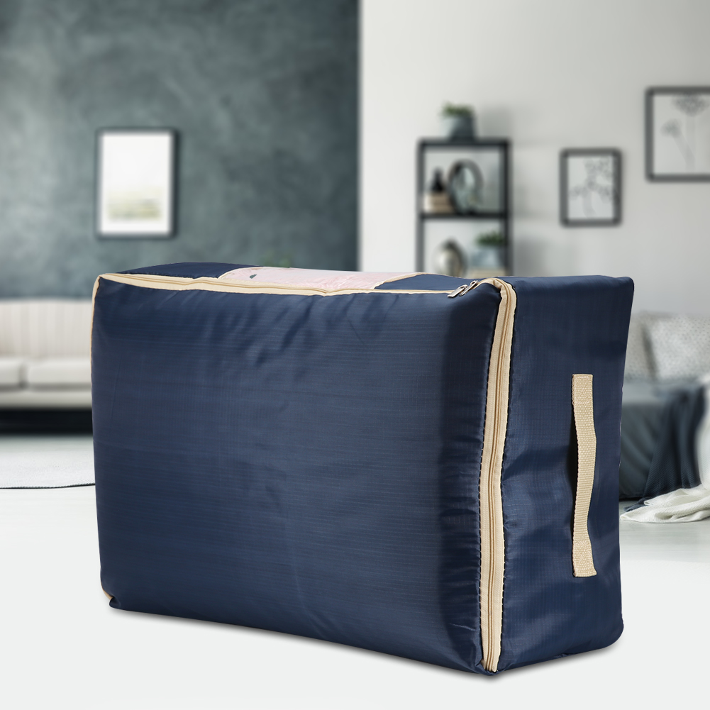 Large-Foldable-Quilt-Storage-Bag-Closet-Organizer-Clothes-Blanket-Box-Dust-proof thumbnail 14