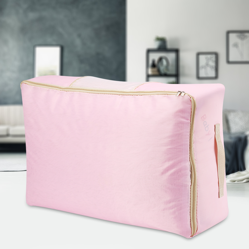 Large-Foldable-Quilt-Storage-Bag-Closet-Organizer-Clothes-Blanket-Box-Dust-proof thumbnail 20
