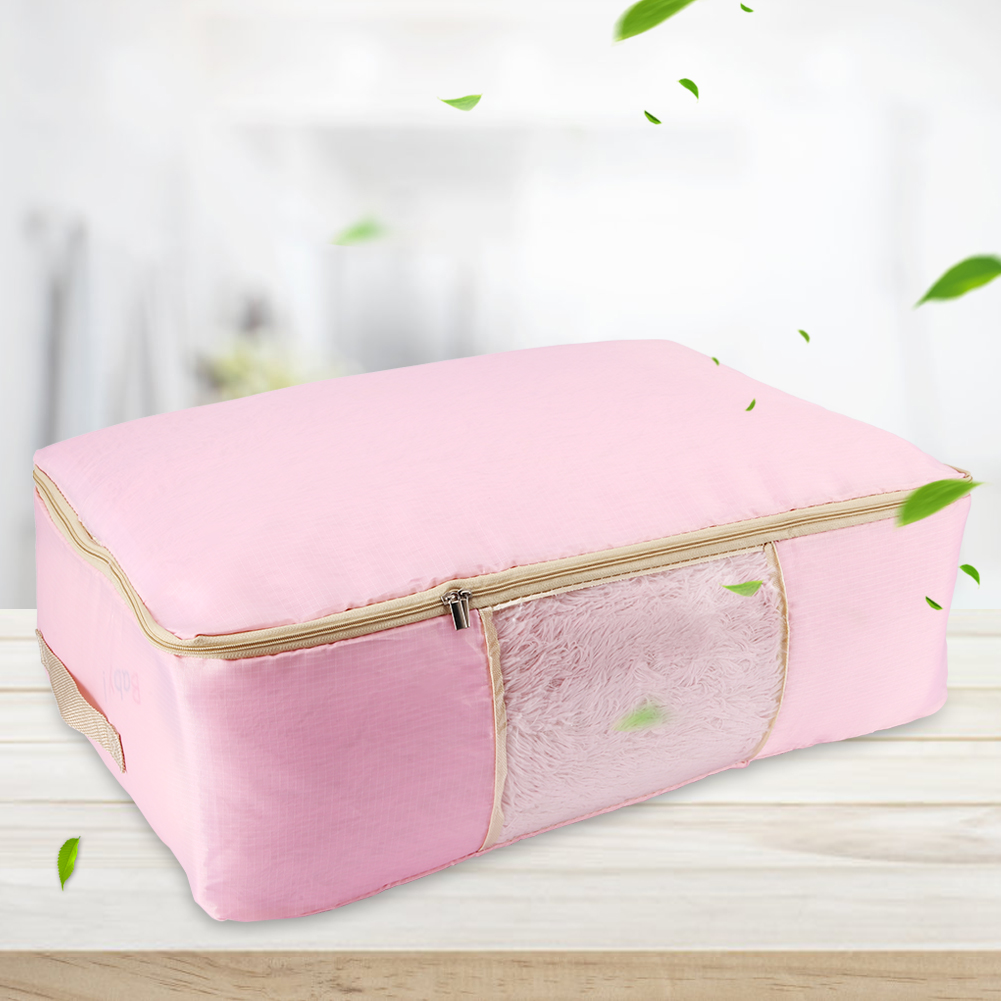Large-Foldable-Quilt-Storage-Bag-Closet-Organizer-Clothes-Blanket-Box-Dust-proof thumbnail 21