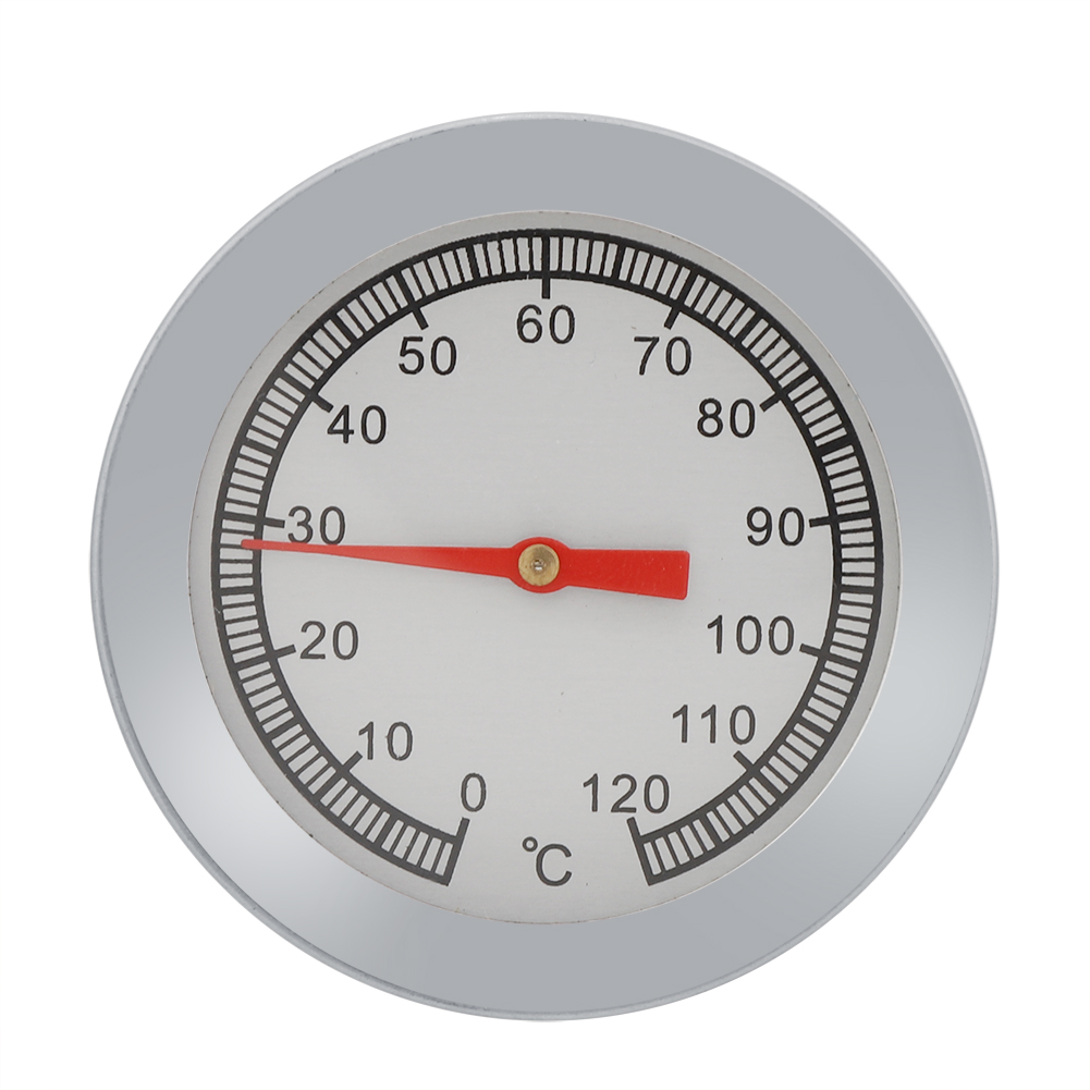 Stainless-Steel-BBQ-Smoker-Grill-Thermometer-Outdoor-Cooking-Temperature-Gauge thumbnail 24
