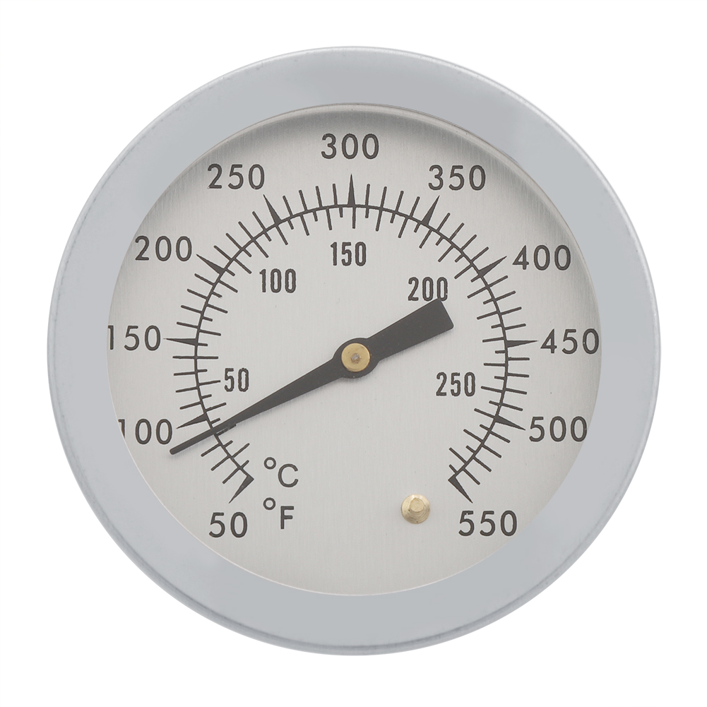 Stainless-Steel-BBQ-Smoker-Grill-Thermometer-Outdoor-Cooking-Temperature-Gauge thumbnail 18