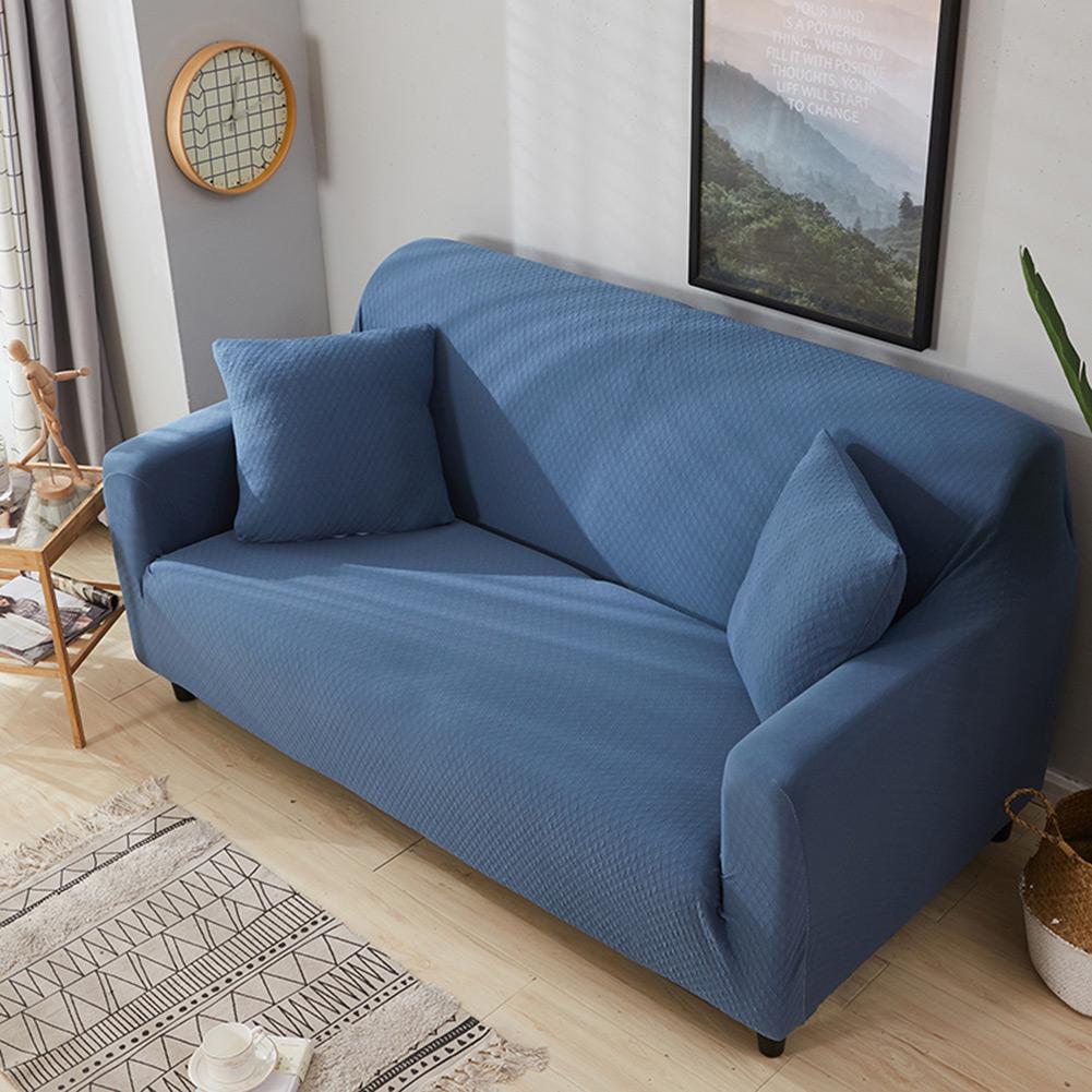1-2-3-4-Seater-Elastic-Sofa-Cover-Slipcover-Furniture-Protector-Dust-Waterproof miniature 15