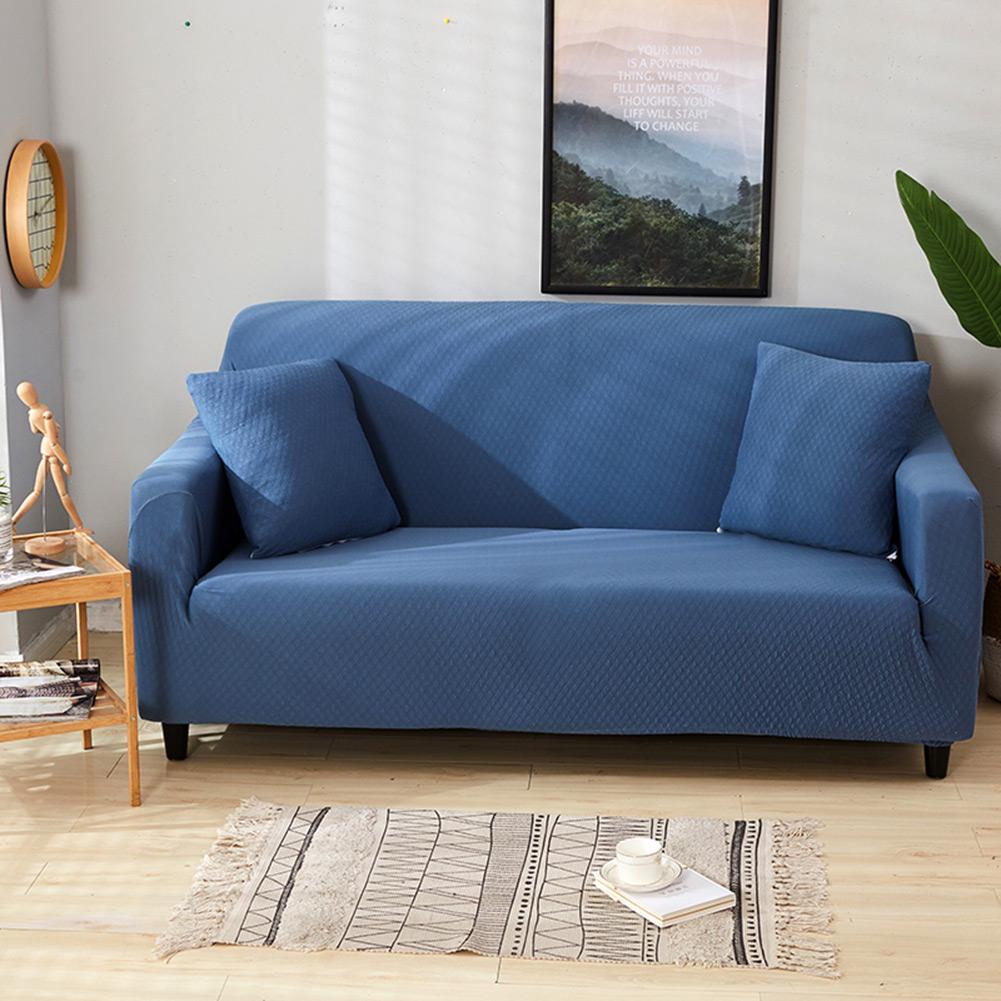 1-2-3-4-Seater-Elastic-Sofa-Cover-Slipcover-Furniture-Protector-Dust-Waterproof miniature 23