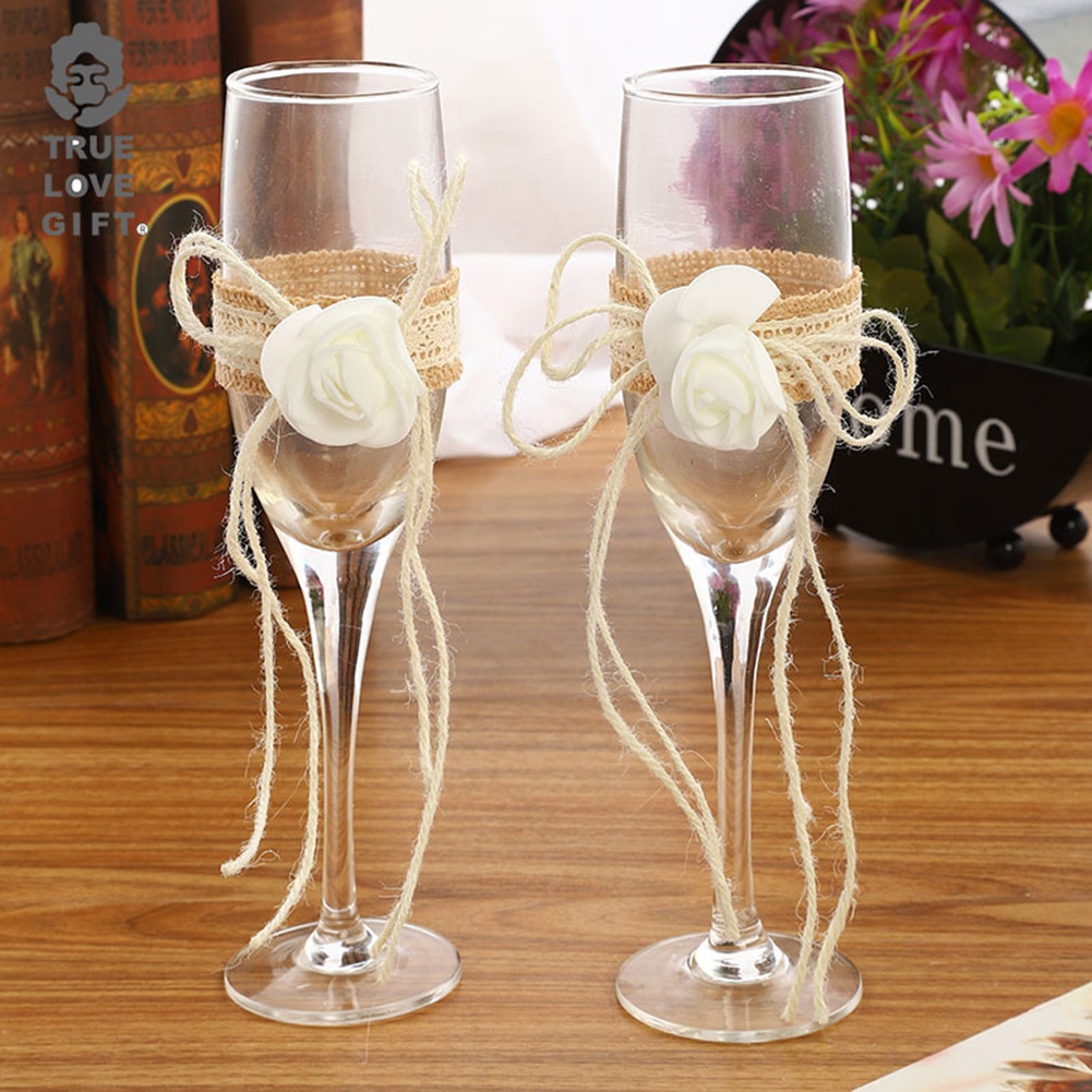 2Pcs-Personalized-Wedding-Red-Wine-Goblet-Glasses-Toasting-Champagne-Glass-Cup thumbnail 17