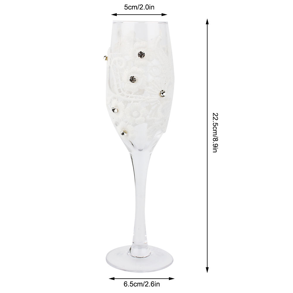 2Pcs-Personalized-Wedding-Red-Wine-Glasses-Toasting-Champagne-Glass-Goblet-Cup thumbnail 10