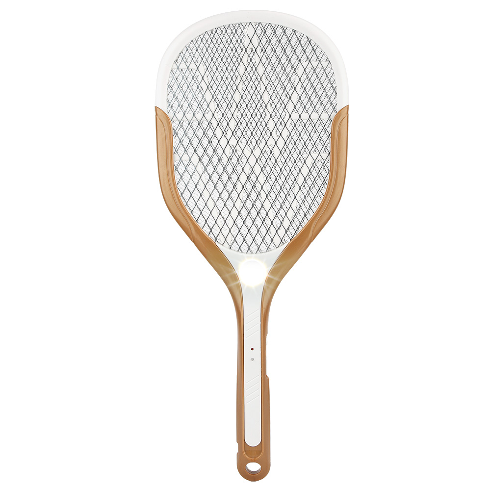 Electric-Mosquito-Fly-Bug-Insect-Trap-Racket-Zapper-Killer-USB-Charging-Swatter miniature 18