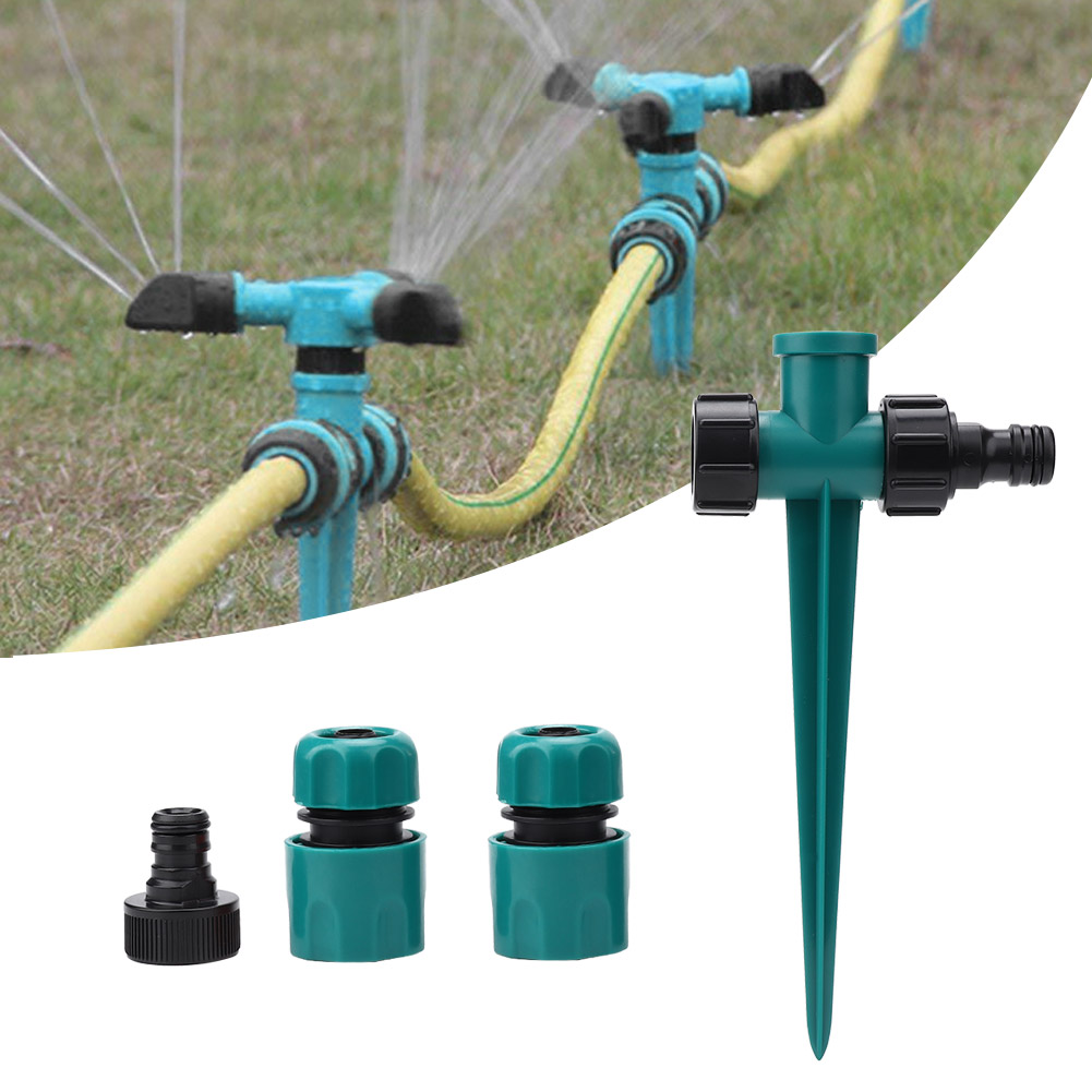 G1-2-034-Garden-Watering-Quick-Connection-Inserting-Type-Sprinkler-With-Double-Head