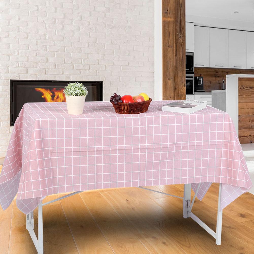Mantel-de-celosia-de-cocina-de-137-x-180-cm-Mantel-de-te-impermeable-a-prueba miniatura 18