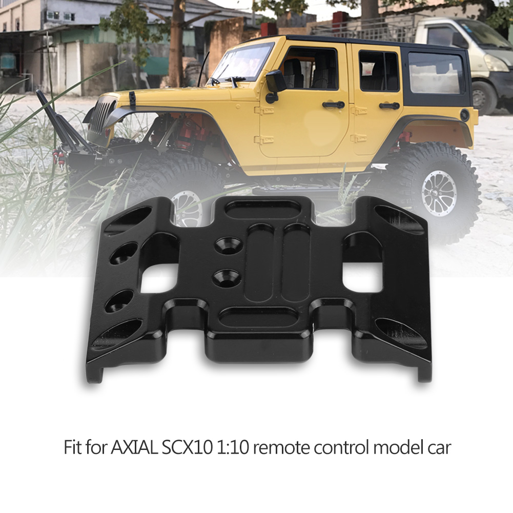 Top-quality-Aluminum-Center-Skid-Plate-Rods-Axial-for-Axial-SCX10-1-10-RC-Car thumbnail 14