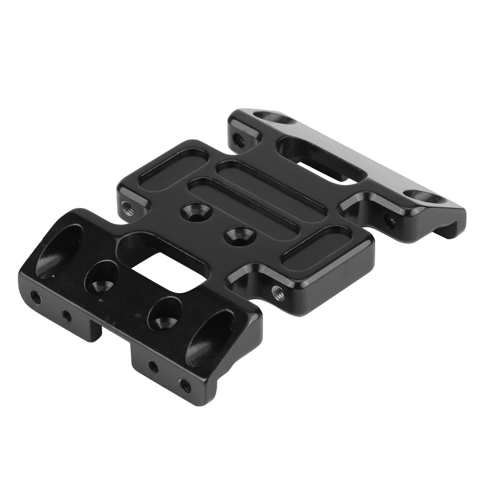 Top-quality-Aluminum-Center-Skid-Plate-Rods-Axial-for-Axial-SCX10-1-10-RC-Car thumbnail 15