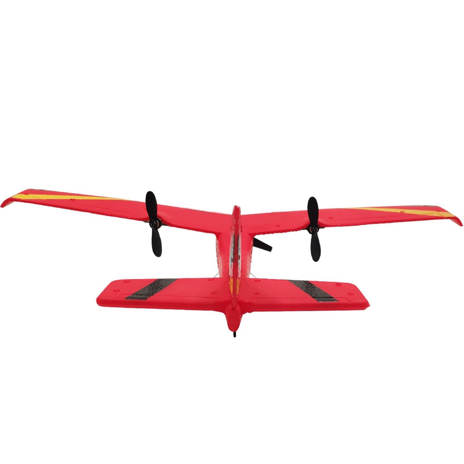 miniatura 15 - 2.4G ZC-Z50 Telecomando Aereo Aliante EPP ala fissa modello di velivolo radiocomandato giocattolo