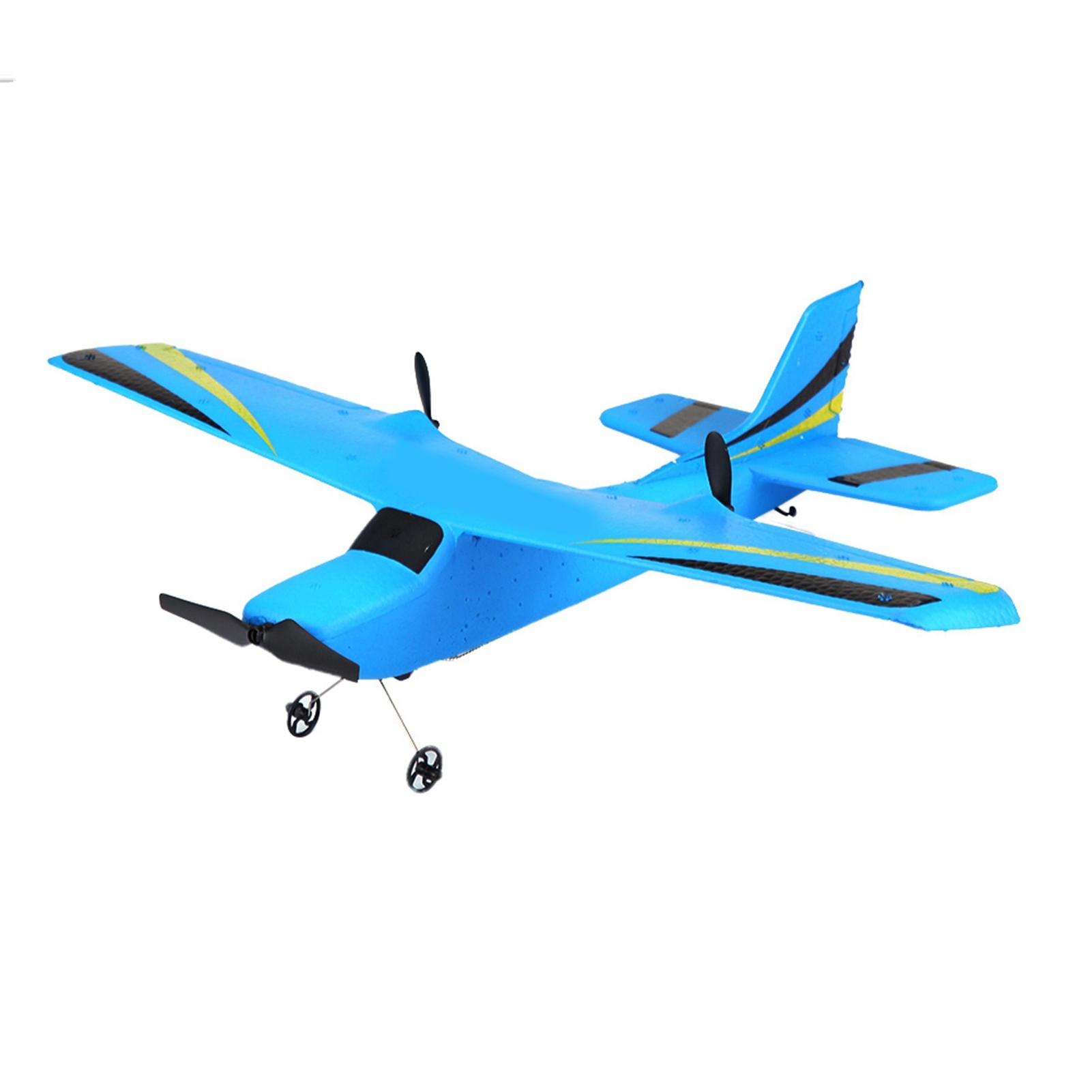 miniatura 17 - 2.4G ZC-Z50 Telecomando Aereo Aliante EPP ala fissa modello di velivolo radiocomandato giocattolo