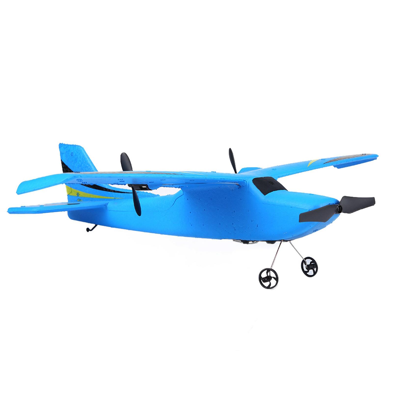 miniatura 18 - 2.4G ZC-Z50 Telecomando Aereo Aliante EPP ala fissa modello di velivolo radiocomandato giocattolo