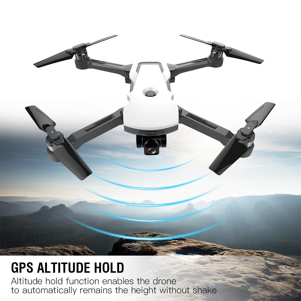 Aosenma Aosenma Aosenma CG033 Drone Brushless GSP Foldable Follow Me Quadcopter Aircraft a8577e