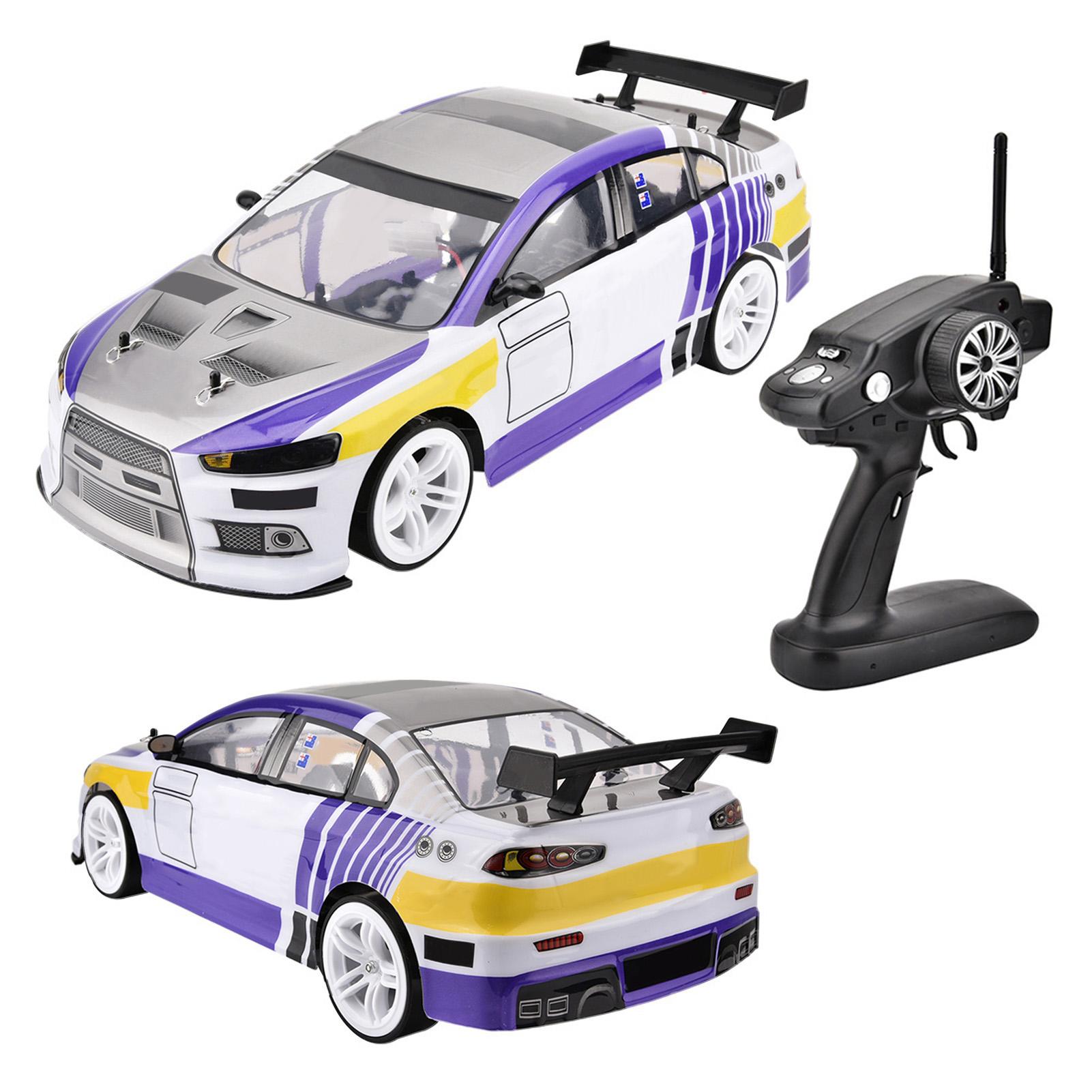 70km/h 1/10 Drive 4WD Remote Control RC Racing Car Drift