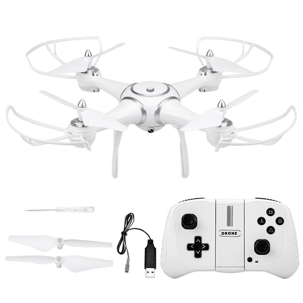 S7W RC Drone 2MP Wifi Wifi Wifi Camera Headless Mode Quadcopter Air Pressure Altitude Hold 724197