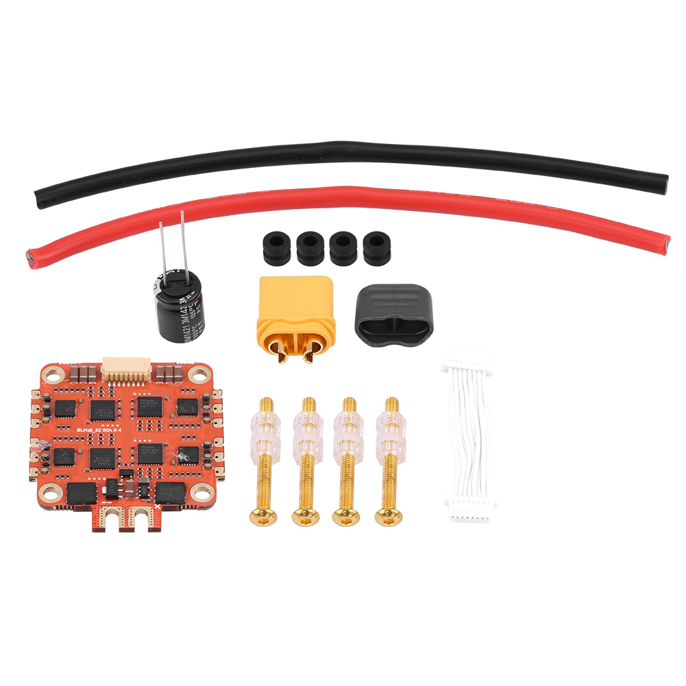 TTTRC T1-50A 4in1 ESC Electronic Speed Controller RC Accessory Support Dshot1200