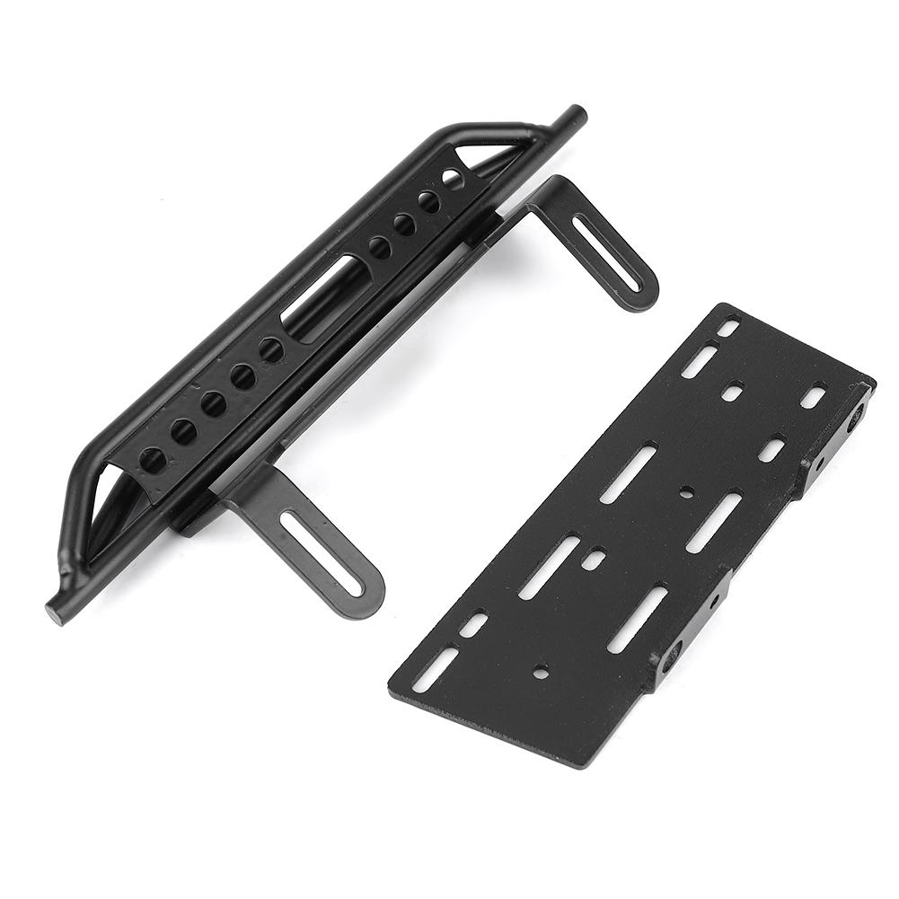 1Pair-Metal-Side-Step-Plate-Pedal-For-Axial-90046-SCX10-SCX10-ll-RC-Car-Kits thumbnail 8