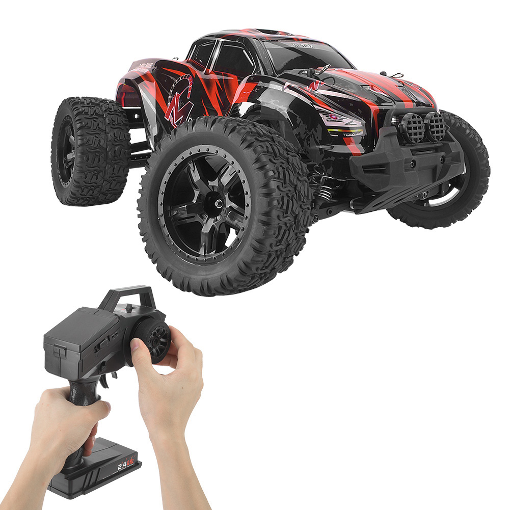 REMO-1035-1-10-Electric-4WD-2-4GHz-RC-Off-road-Car-Brushless-Monster-Truck-RTR miniature 14