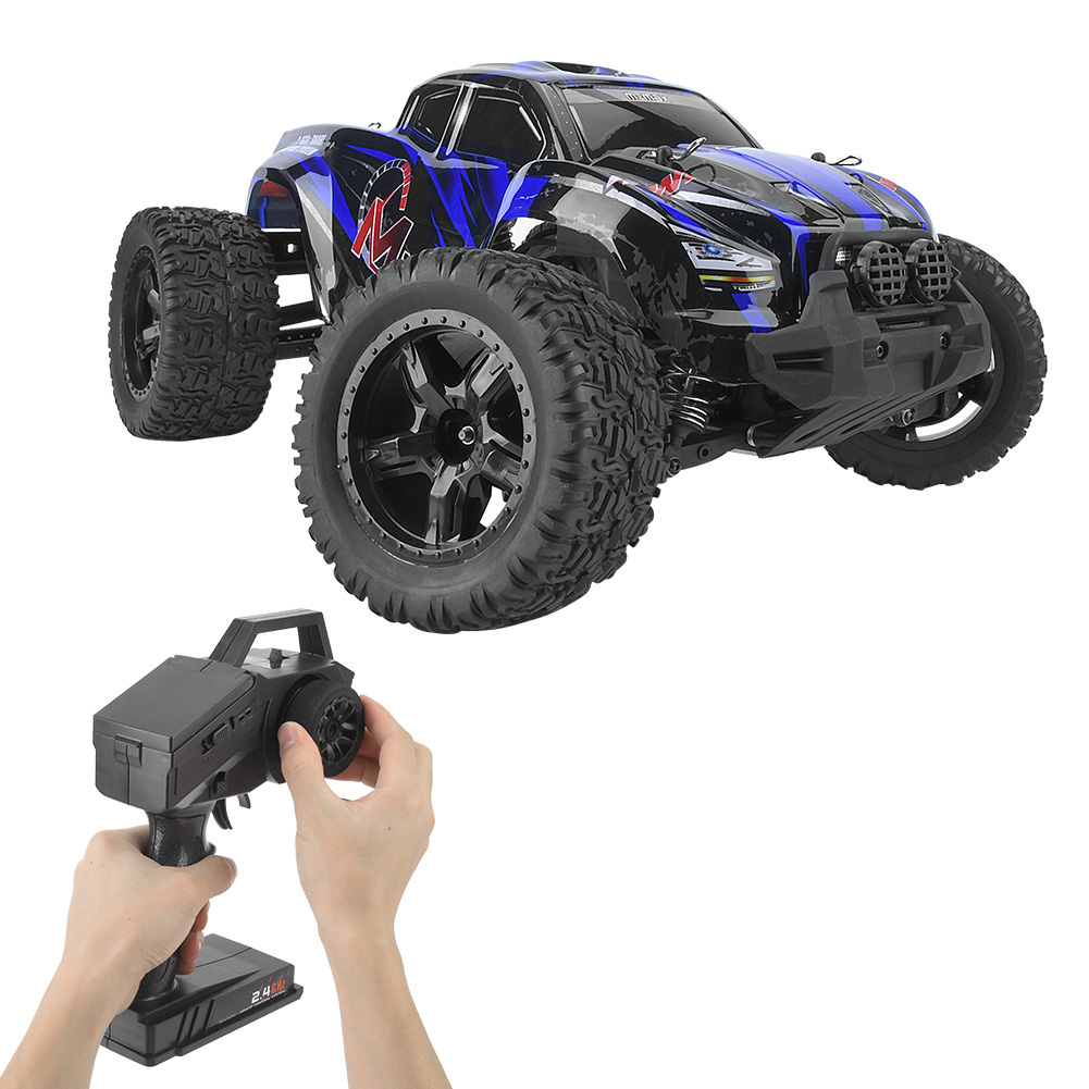 REMO-1035-1-10-Electric-4WD-2-4GHz-RC-Off-road-Car-Brushless-Monster-Truck-RTR miniature 17