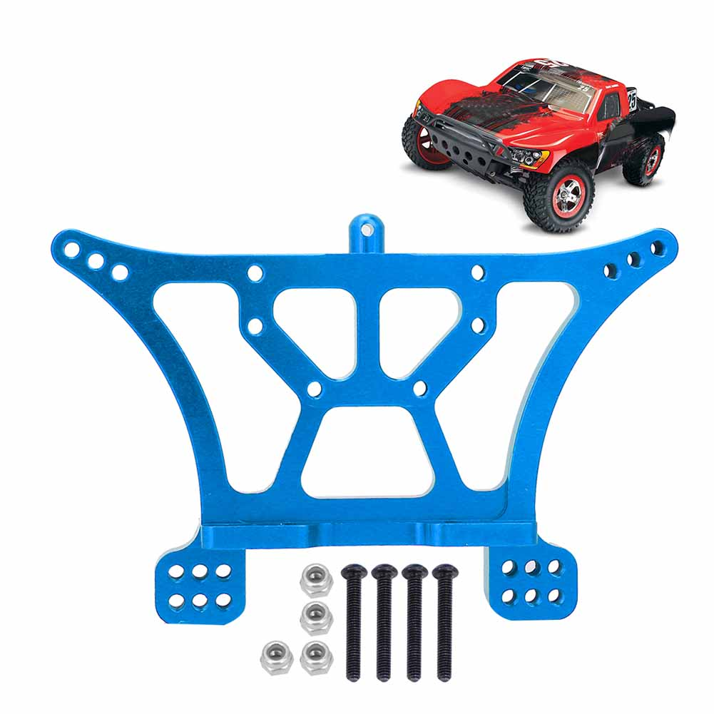 Details about Alloy Rear Shock Absorber Tower for Traxxas Slash 2WD 1/10 RC  Car Upgrade Parts