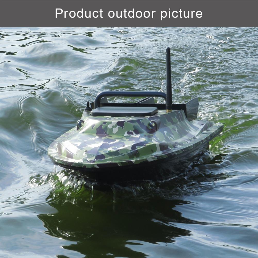Flytec V007 Outdoor RC Fishing Nesting Boat Fixed Speed DoubleMotor Hull
