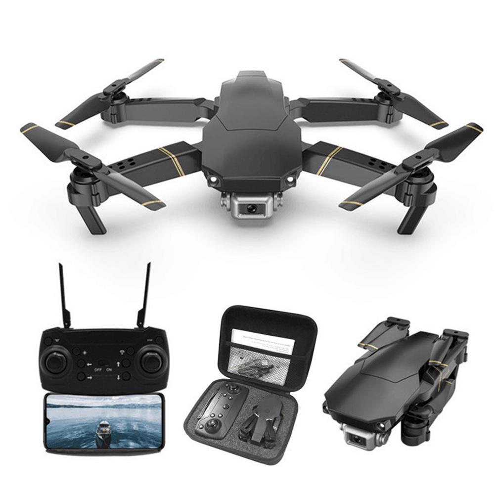 2.4G RC Drone HD 4K 1080P telecamera FPV WIFI WIFI WIFI Foldable Quadcopter con 3 Batterie 93f7dc