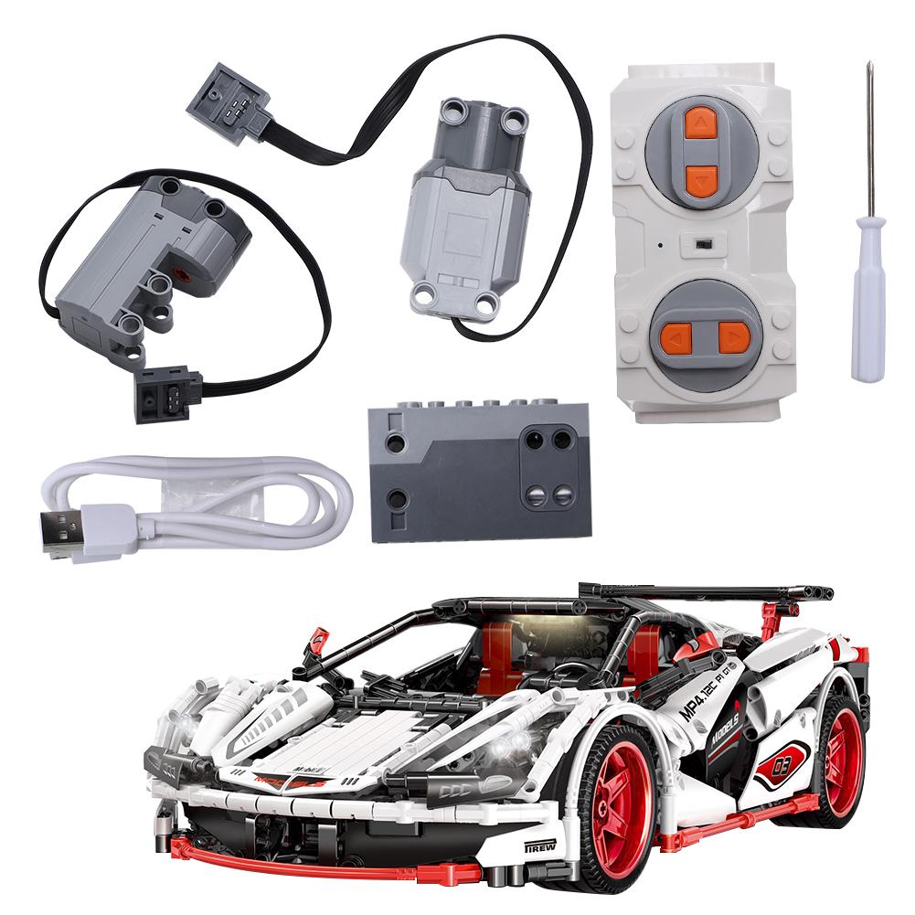 Scala 1 10 Alta simulazione ICARUS Telecomando DIY Assembly Car Giocattolo per