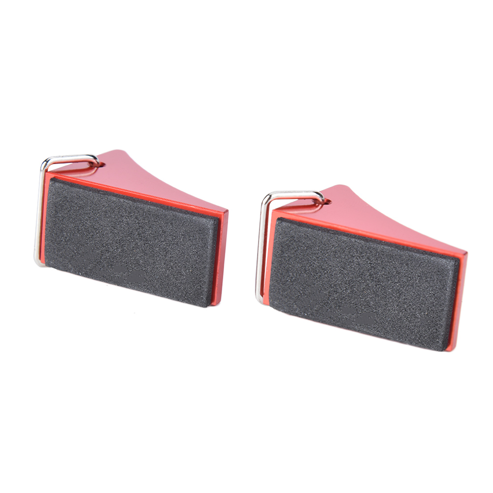 2x-Alloy-RC-Car-Tire-Wheel-Chock-Stop-for-Buggy-Truck-RC-Accessory miniature 13