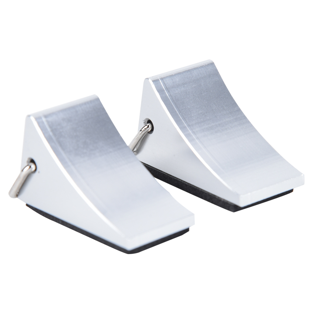 2x-Alloy-RC-Car-Tire-Wheel-Chock-Stop-for-Buggy-Truck-RC-Accessory miniature 16