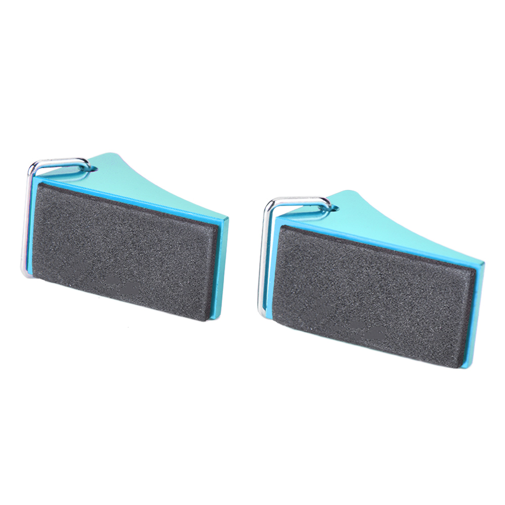 2x-Alloy-RC-Car-Tire-Wheel-Chock-Stop-for-Buggy-Truck-RC-Accessory miniature 20