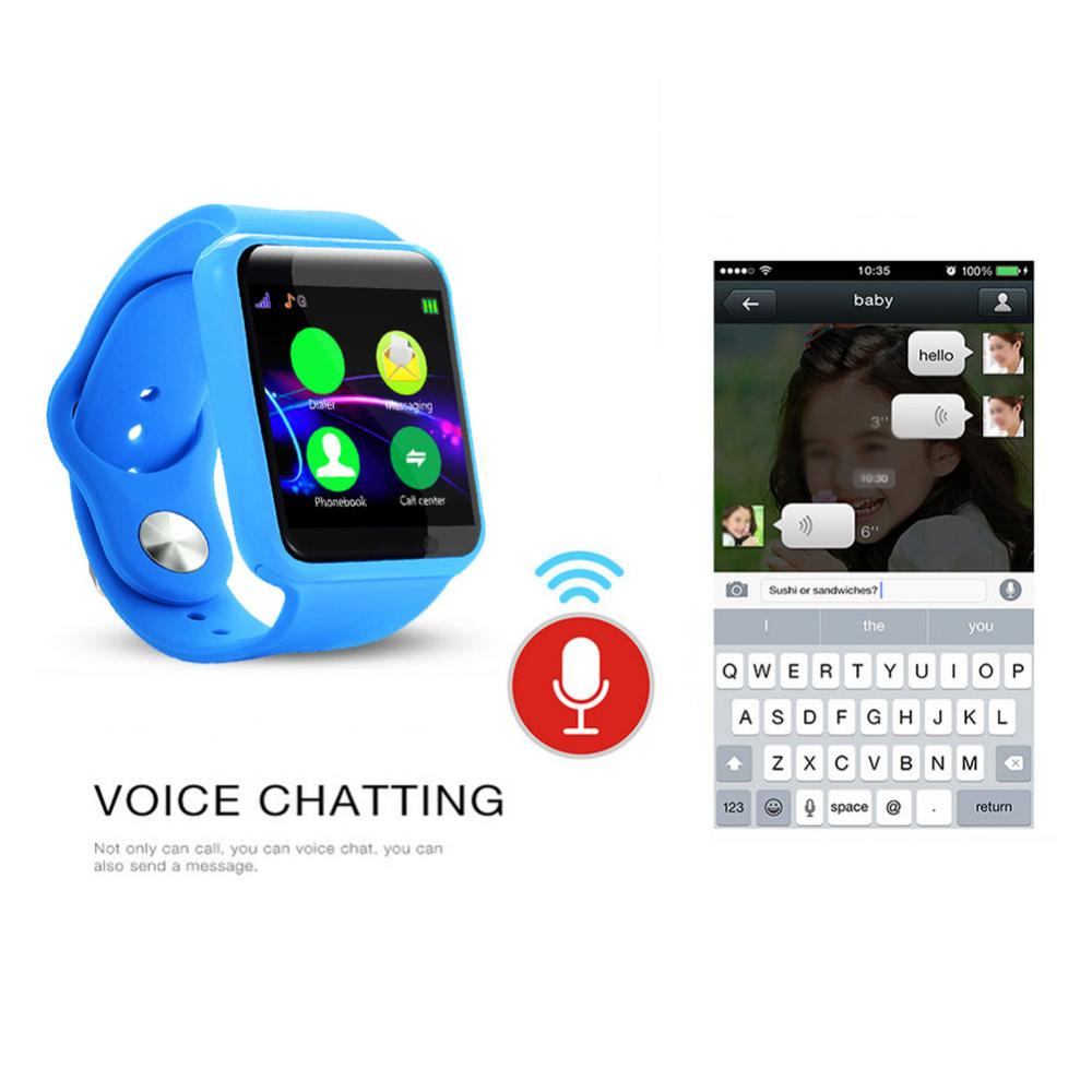 Anti-lost-Children-Kids-Smart-Phone-Watch-Bluetooth-SIM-Camera-for-Android-IOS thumbnail 18