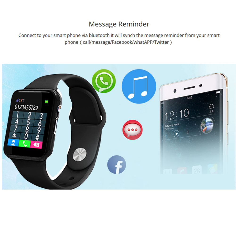 Anti-lost-Children-Kids-Smart-Phone-Watch-Bluetooth-SIM-Camera-for-Android-IOS thumbnail 20