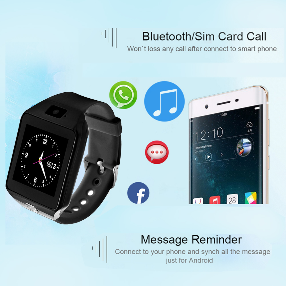 Anti-lost-Children-Kids-Smart-Phone-Watch-Bluetooth-SIM-Camera-for-Android-IOS thumbnail 23