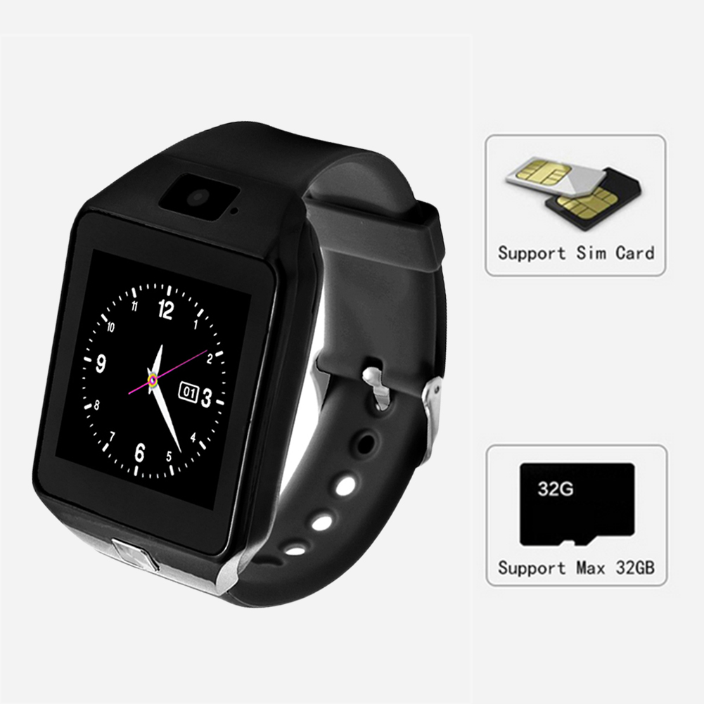 Anti-lost-Children-Kids-Smart-Phone-Watch-Bluetooth-SIM-Camera-for-Android-IOS thumbnail 24