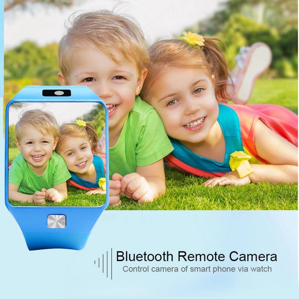 Anti-lost-Children-Kids-Smart-Phone-Watch-Bluetooth-SIM-Camera-for-Android-IOS thumbnail 26