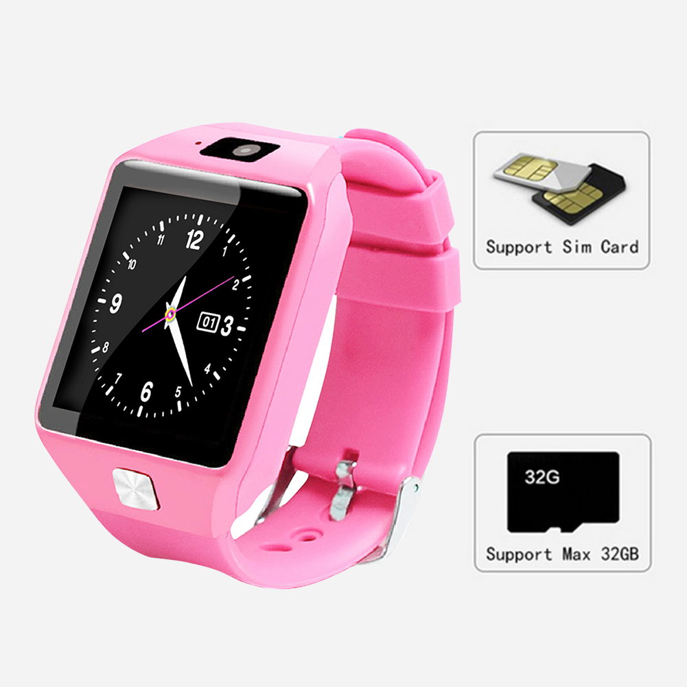 Anti-lost-Children-Kids-Smart-Phone-Watch-Bluetooth-SIM-Camera-for-Android-IOS thumbnail 29