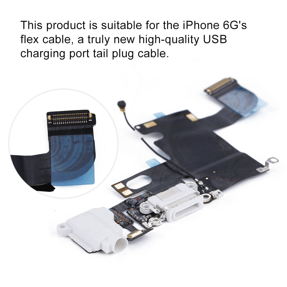 USB-Charging-Charger-Dock-Connector-Port-Flex-Cable-for-Apple-iPhone-6-6S-7-Plus