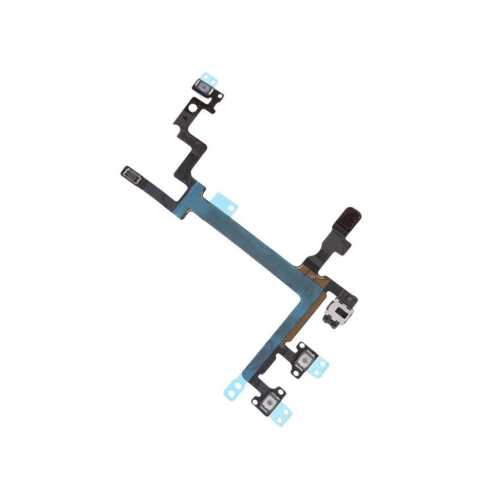 Replacement Power On Off Volume Repair Flex Cable For 5 5s 6 6s 6p Fleksibel Iphone 6sp