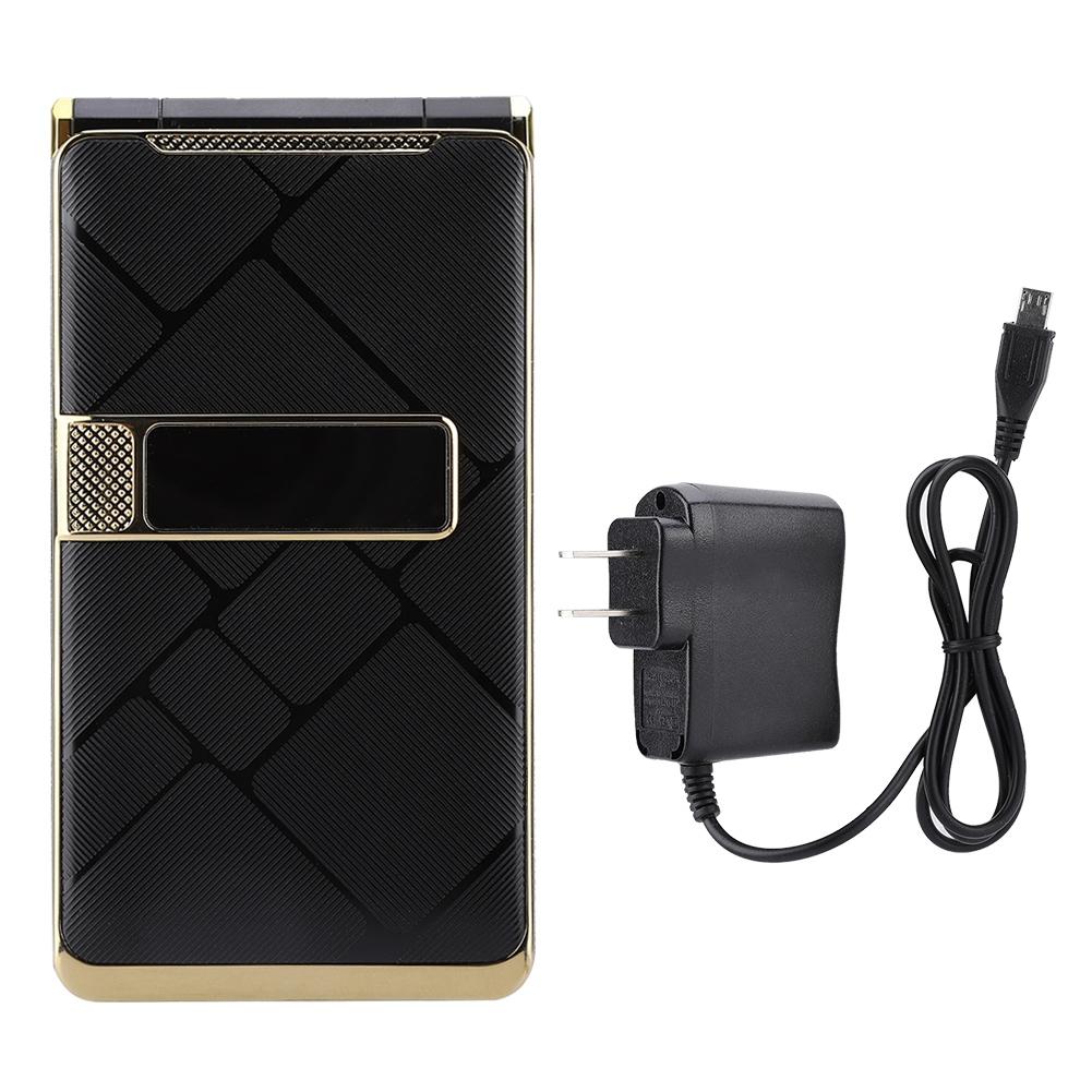 GSM-Mobile-Phone-Unlocked-Touch-Screen-Voice-King-Dual-SIM-Elderly-Man-CellPhone thumbnail 5
