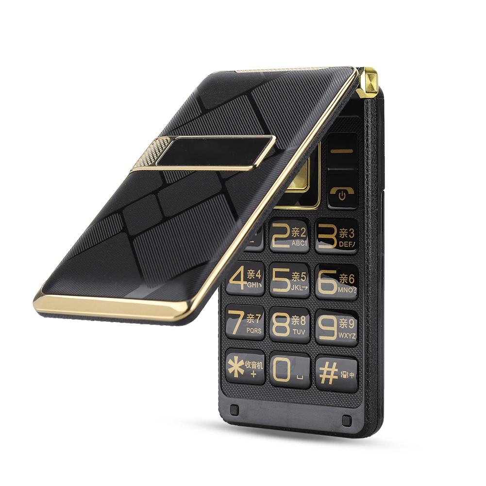 GSM-Mobile-Phone-Unlocked-Touch-Screen-Voice-King-Dual-SIM-Elderly-Man-CellPhone