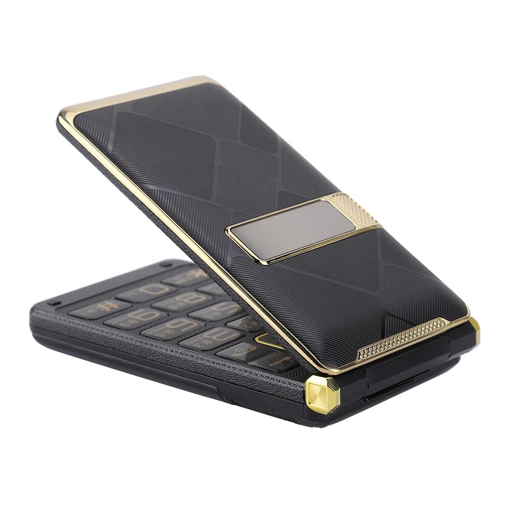 GSM-Mobile-Phone-Unlocked-Touch-Screen-Voice-King-Dual-SIM-Elderly-Man-CellPhone thumbnail 6