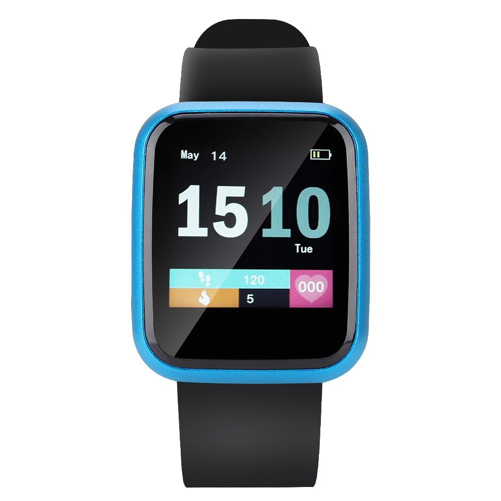 Watch-Bluetooth-Zeblaze-IP67-Waterproof-HD-Colorful-Display-Screen-for-Android thumbnail 19