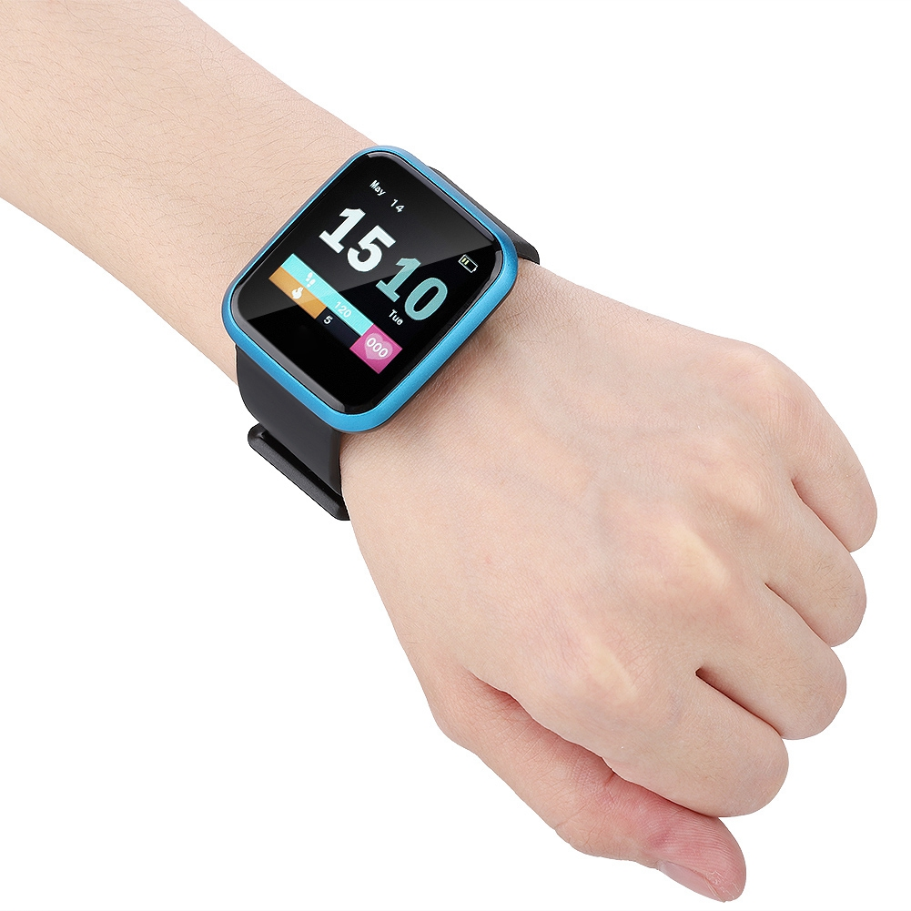 Watch-Bluetooth-Zeblaze-IP67-Waterproof-HD-Colorful-Display-Screen-for-Android thumbnail 20