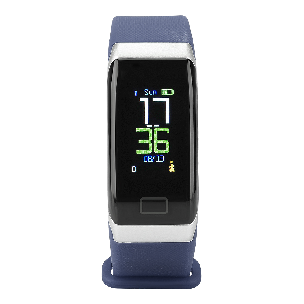 Watch-IP68-Sports-Bracelet-Color-Screen-Heart-Rate-Blood-Pressure-Monitoring thumbnail 21