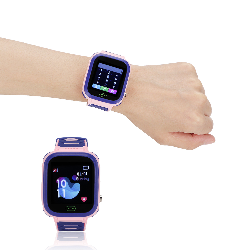 For-Kids-GPS-Tracking-Watch-Children-Security-SOS-1-44-034-Touch-Screen-Smart-Watch thumbnail 15