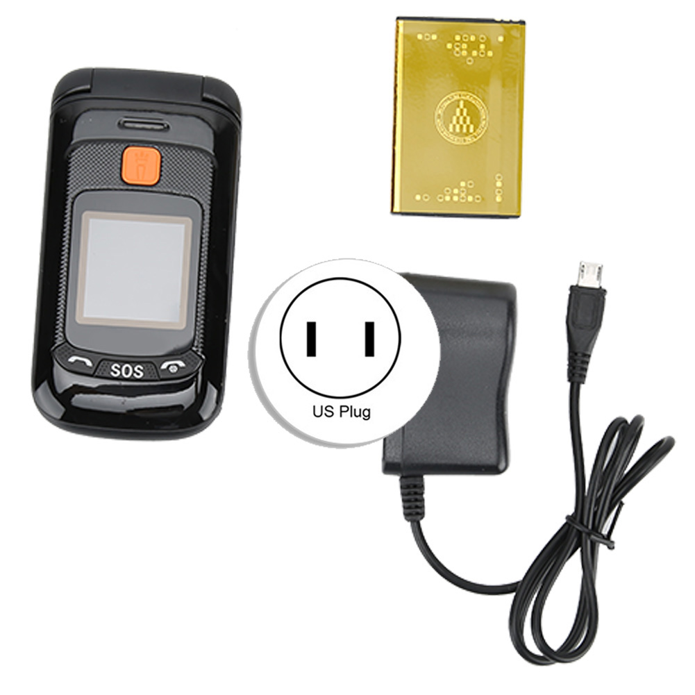 F899Full-Voice-Assistance-Touch-Screen-Flip-Mobile-Phone-2800mAh-Dual-Card-Phone miniature 18