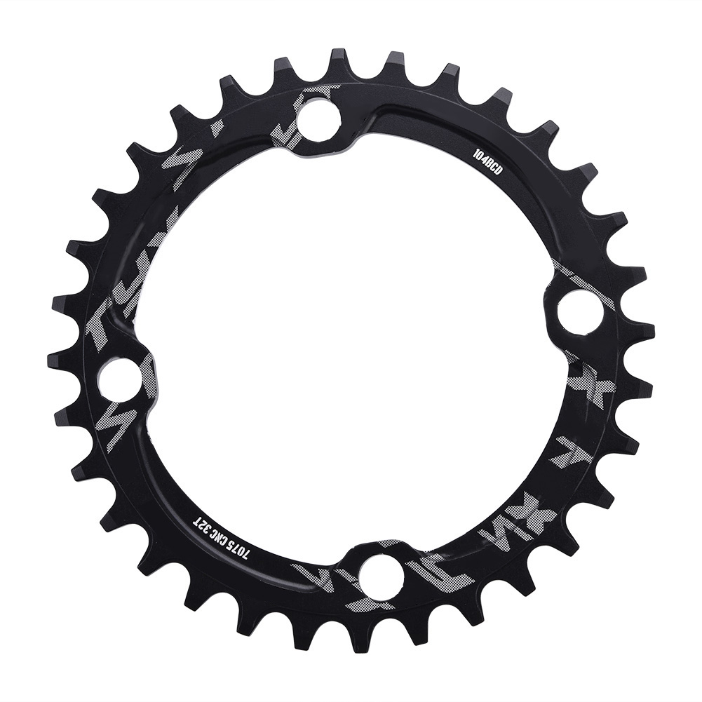 BCD104mm-Moutian-Bike-Chainring-Narrow-Wide-Single-Speed-Chain-Ring-32T-38T-Part thumbnail 9
